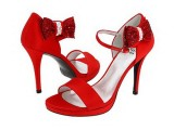 red heel for bridal