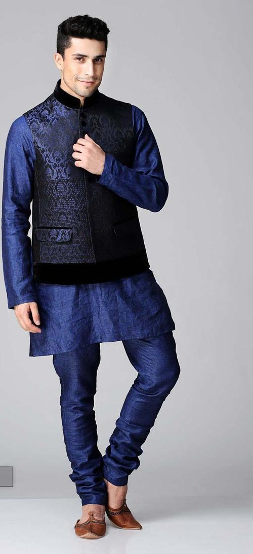 Designer Kurta Pajama Designs For Mens To Wear On Wedding