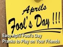 April Fool day 2015