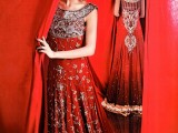 Best pakistani bridal wedding dresses 2015