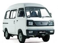 Suzuki Bolan 2015