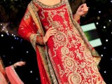 pakistani bridal wedding dresses 2015
