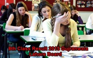 8th Class Result 2015 Gujranwala Lahore Board Dailymotion