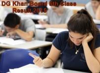 DG khan result