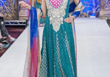 Latest Fancy Dress Designs in Pakistan 2018