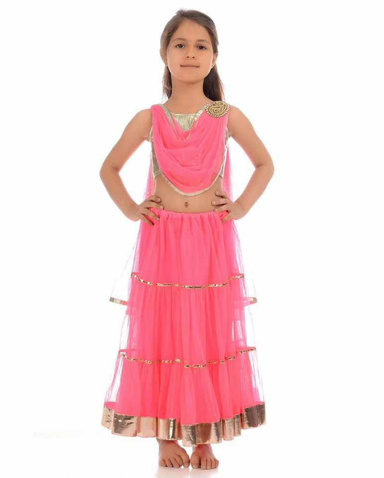 Child Dress Designs in Pakistan 2018 for Baby Girl