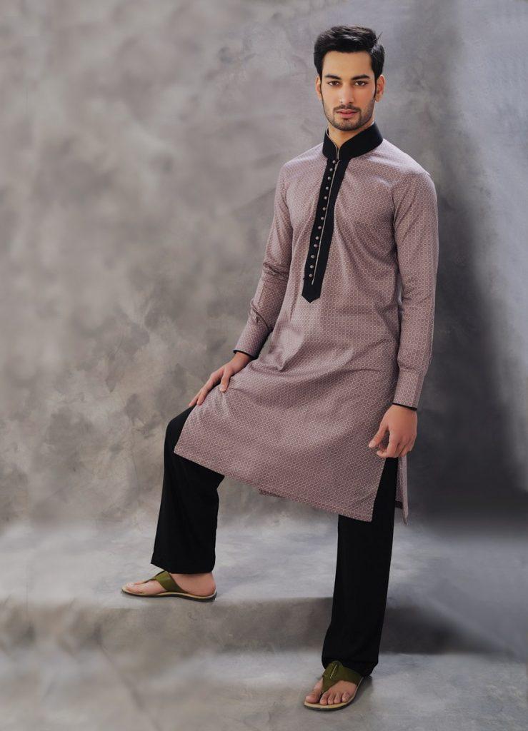 a style of new kurta