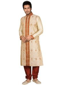 Mehndi dress for dulha