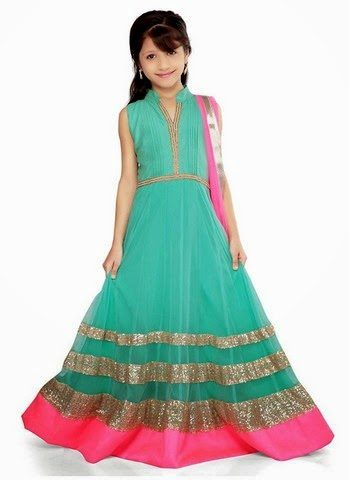 latest Children Dresses