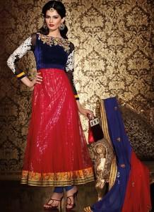 Cute Pakistan Velvet suits