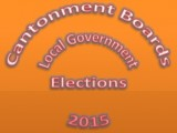 Cantonment Board Election 2015 Results Peshawar Lahore Rawalpindi