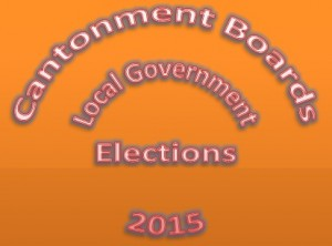 Election 2015 Cantonment Board