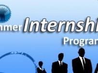 Intership prorgame
