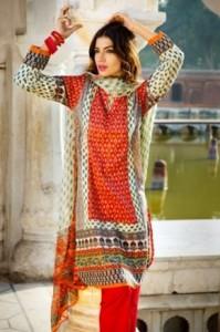 New Khaadi Summer Collection