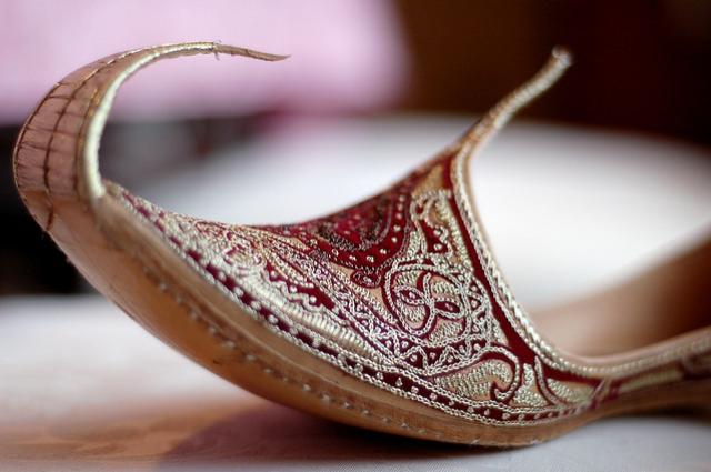 New Pakistan men Khussa for Wedding