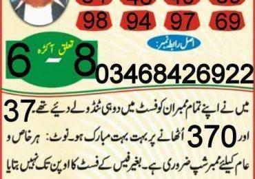 New Prize Bond Guess Paper 2015 VIP 40000 15000 Karachi Faisalabad Lahore
