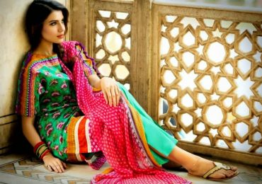 Khaadi Summer Collection 2015 Magazine