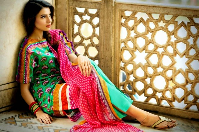 Khaadi Summer Collection 2013 Magazine Khaadi Summer Collection