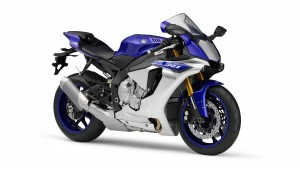 Yamaha Bikes 2015