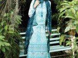 gul ahmed lawn prints 2015 vol 2