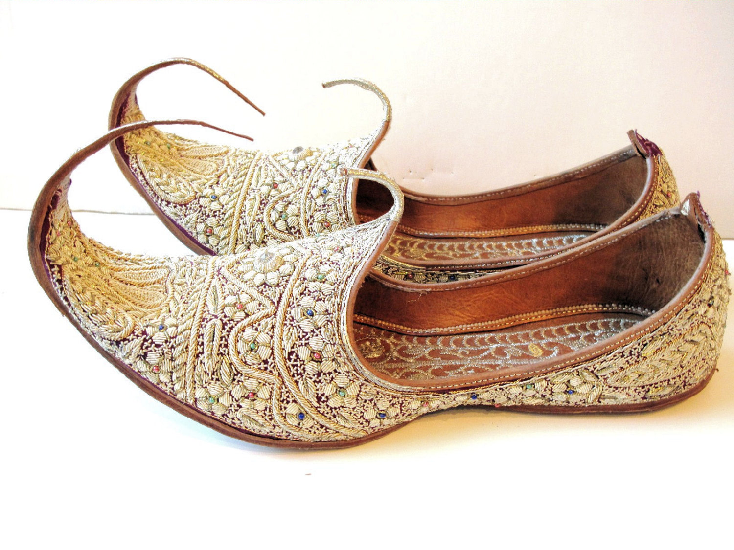 Khussa Style Shoes For Men