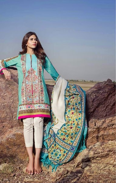 sana safinaz 2015 summer cloths