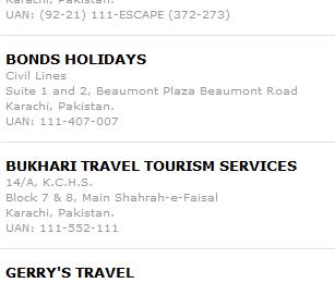 Private Hajj Operators in Pakistan 2015 Packages Application Status Lahore Karachi
