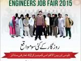 Engineers Job Fair 2015 in KPK Online Registration