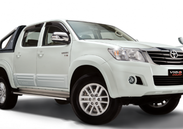 Toyota Hilux Vigo Champ 2020 Price in Pakistan