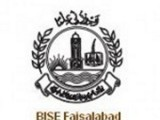 Intermediate Part 2 Result 2013 Faisalabad Board