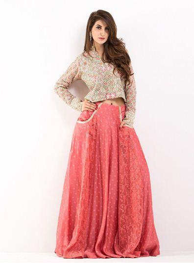 Zainab Chottani pret dress