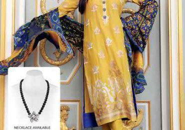Gul Ahmed Eid Collection 2015 Magazine with Price