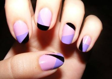Trend of Nail Art Designs 2015 for Eid ul Fitr