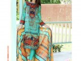 Firdous Lawn Eid Collection 2016 Magazine With Price Facebook