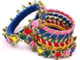 Eid Ul Fitr Bangles Chooriyan Designs 2015 Artificial Jewellery Collection