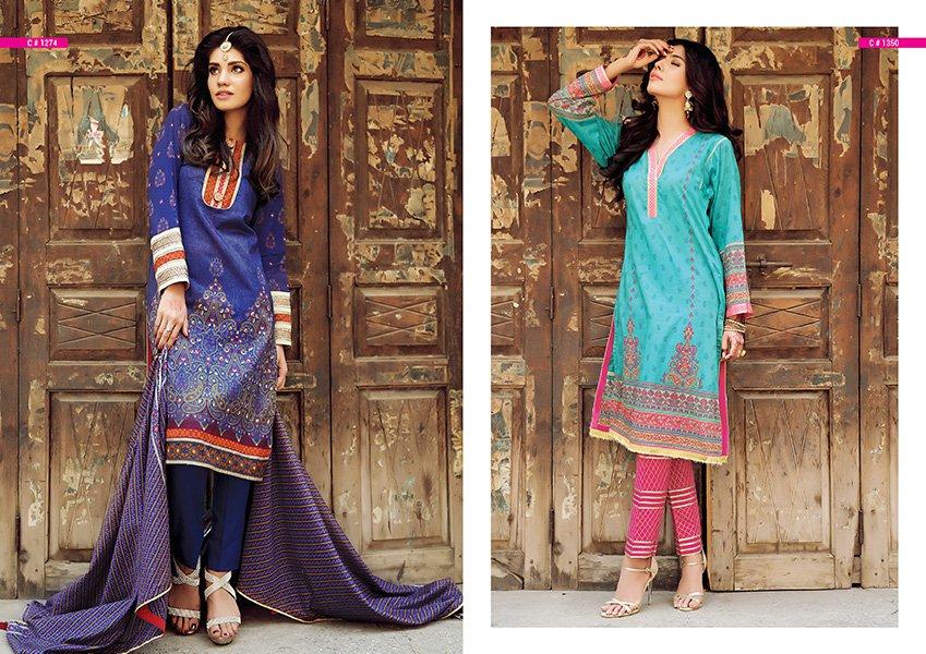 Kayseria dresses for eid