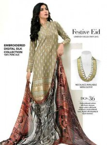 Eid dresses by Gul Ahmed