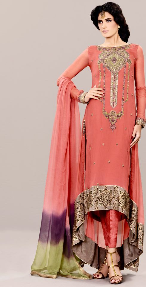 Eid Al Fitr 2016 Dresses Designs In Pakistan