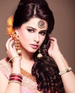 Long Eid Hairstyle