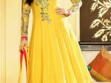 Anarkali style for girls