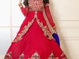 Anarkali design for ladies