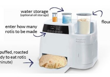 Roti Making Machine Price in Pakistan Rotimatic Automatic Chapati Maker