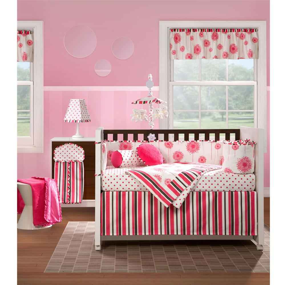 Kids room decorating ideas pictures for baby girl boys Baby girl decorating room