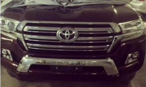 2019 Toyota Land Cruiser Price in Pakistan New Model Shape Specs Interior Release Date Review
