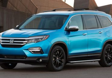 Honda Pilot 2020 Price in Pakistan Review Specs Release Date