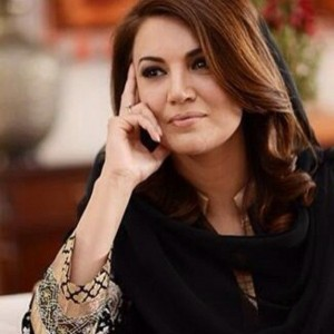 Reham Khan Hairstyle Hair Color