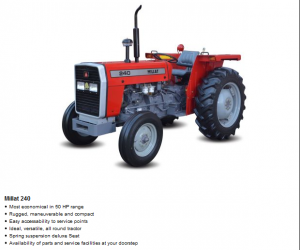Massey Ferguson Tractor Price in Pakistan 2019 240 385 260 375