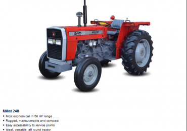 Massey Ferguson Tractor Price in Pakistan 2021 240 385 260 375