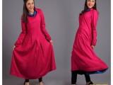 Latest Winter Dress Designs in Pakistan 2017 2018