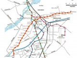 Orange Line Metro Train Lahore Route Map Station Schedule Timetable